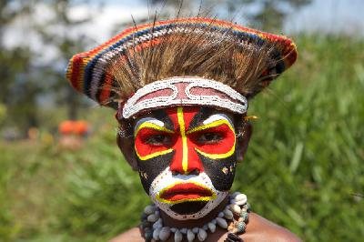 Papua New Guinea, land of the unexpected